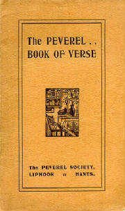 The Peverel Book Of Verse. pub. c1925